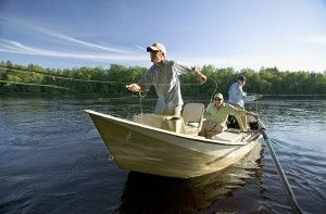 Experienced fly fishing guides