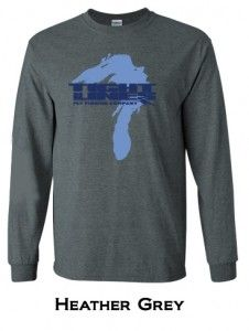 Tight Lines Great lakes long sleeve